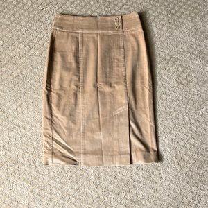 BEBE skirt size 2 high waist